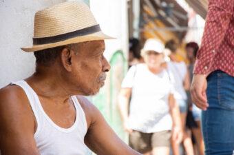 People portraits in Cuba